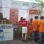 Công ty Gia Minh tham gia hội chợ thực phẩm Hàn Quốc 2013