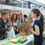 Công ty Gia Minh với Hội chợ quà tặng hàng thủ công mỹ nghệ Hà Nội 2013