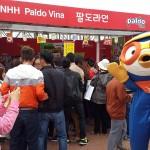 Lễ hội văn hóa ẩm thực Việt – Hàn 2015