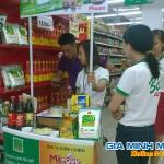 Phát Sampling sản phẩm Bio Miwon tại siêu thị Big C và Metro