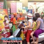Chương trình Sampling Mỳ Hàn Quốc tại siêu thị Minh Cầu Thái Nguyên
