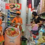 Cung cấp PG PB bán hàng tại siêu thị, quảng cáo sản phẩm