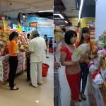 Tuyển dụng PG đứng IN LINE tại siêu thị EAON MALL Long Biên