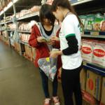 Phát Sampling Bio Miwon ở các hệ thống siêu thị tại Hà Nội