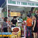 Sampling Mì Hàn Quốc Paldo Vina tại hội chợ hàng Việt 2016 – Đà Nẵng
