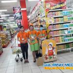 Sampling Mì Hàn Quốc tại Big c – Ninh Bình