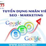 Tuyển dụng nhân viên SEO – Marketing