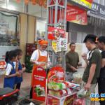 Chương trình Sampling mì hàn quốc tại shop Linh Anh – Cổ Bi