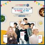 Hội chợ K-FOOD Hà Nội 2018