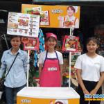 Chương trình Sampling mì hàn quốc tại shop Kim Oanh – Bạch Đằng