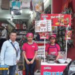 Sampling mì Hàn Quốc tại 40 Nguyễn Khánh Toàn