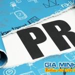 PR là gì? Những điều cần biết về PR