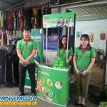 Sampling Siro Dua Dewi tại chợ Nam Trung Yên – Cầu Giấy