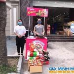 Sampling Mì Hàn Quốc tại tỉnh Hải Phòng