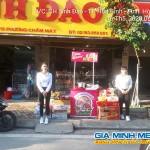 Sampling Mì Hàn Quốc tại tỉnh Hòa Bình