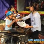Sampling Mì Hàn Quốc tại tỉnh Ninh Bình