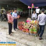 Sampling Mì Hàn Quốc tại tỉnh Đà Nẵng
