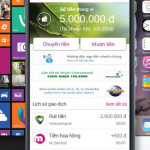 Ứng dụng ví MoMo chuyển tiền có mặt trên mọi nền tảng thông dụng