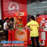 Sampling Mỳ Hàn Quốc tại siêu thị Lan Chi Phổ Yên – Thái Nguyên