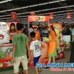 Sampling Mỳ Hàn Quốc tại siêu thị Huy Hùng Yên Phong – Bắc Ninh