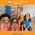 Công cụ đoán tuổi của Microsoft gây sốt Facebook.