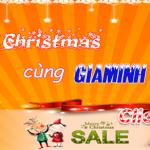 Chương trình khuyến mại Giáng Sinh và Năm Mới
