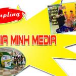 GIA MINH MEDIA – Đơn vị tổ chức SAMPLING chuyên nghiệp
