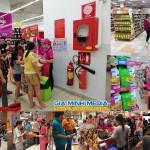Tổ chức sampling mỳ Hàn Quốc Paldo Vina tại các hệ thống siêu thị