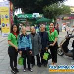 Sampling Siro Dua Dewi tại hội chợ xuân 2020