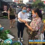 Sampling Mì Hàn Quốc tại tỉnh Quảng Bình