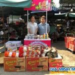 Gia Minh Media tổ chức Sampling Mì Hàn Quốc tại Huế