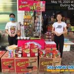 Sampling Mì Hàn Quốc tại tỉnh Nghệ An