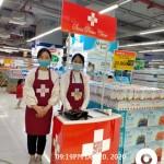 Chương trình Sampling Pho Mát nhập khẩu Thụy Sỹ